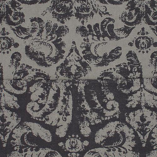 Old World Weavers Archivo Espresso Fabric - Fabric