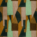 Groundworks District Tobacco Fabric