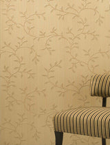 Winfield Thybony Fornello Spanish Olive Wallpaper