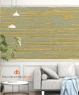 Winfield Thybony Marcello Golden Patina Wallpaper