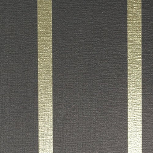 Winfield Thybony Concourse Ebony Wallpaper - Wallpaper