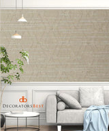 Winfield Thybony Archetype Linen Wallpaper