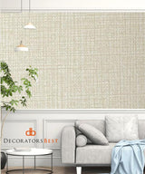 Winfield Thybony Merino Pearl Wallpaper