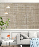 Winfield Thybony Enclave Linen Wallpaper