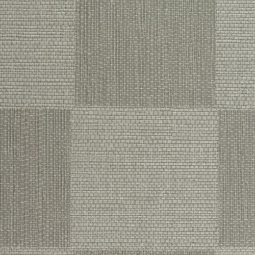 Winfield Thybony Havana Weave Grey Wallpaper - Wallpaper