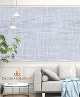 Winfield Thybony Shelter Linen Chambray Wallpaper
