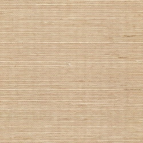 Winfield Thybony Sisal Latte Wallpaper - Wallpaper
