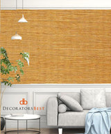 Winfield Thybony Metallic Sisal Tuscan Sun Wallpaper