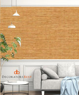 Winfield Thybony Sisal Ecru Wallpaper