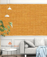 Winfield Thybony Sisal Honey Wallpaper
