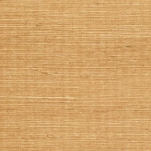 Winfield Thybony Sisal Butterscotch Wallpaper - Wallpaper