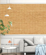 Winfield Thybony Sisal Butterscotch Wallpaper