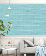 Winfield Thybony Sisal Arctic Wallpaper