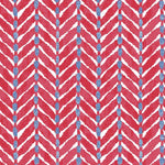 Stout Shoshoni Rouge Fabric