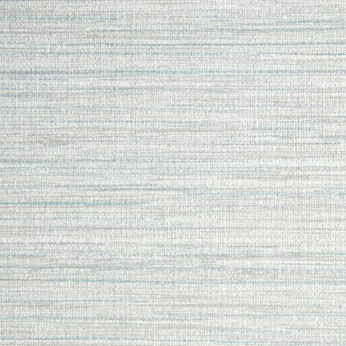 Scalamandre Feather Reed Arctic Blue Wallpaper - Wallpaper