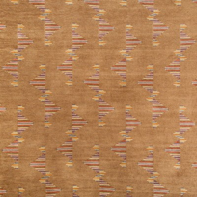 Groundworks Arcade Copper Fabric - Fabric