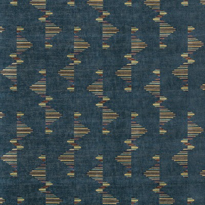 Groundworks Arcade Marlin Fabric - Fabric