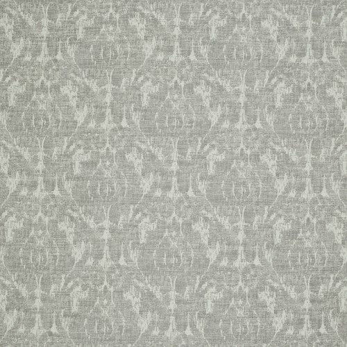 Ralph Lauren Stratton Damask Grey Fabric - Fabric