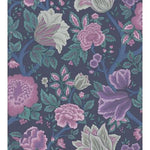 Cole & Son Midsummer Bloom Mulb/Teal Wallpaper
