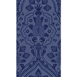 Cole & Son Pugin Palace Flock Hyacin Wallpaper