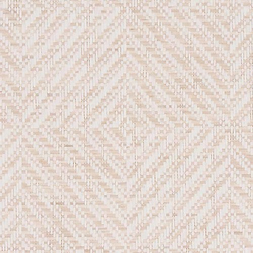 Phillip Jeffries Diamond Weave Ii Beau Beige Wallpaper - Wallpaper