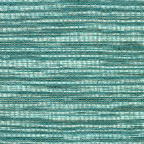 Phillip Jeffries Glam Grass Ii  Cultured Turquoise Wallpaper - Wallpaper