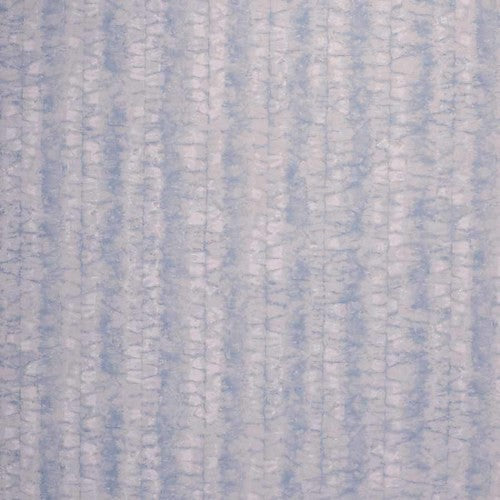 Phillip Jeffries Vinyl Shibori Blue Beryl Wallpaper - Wallpaper