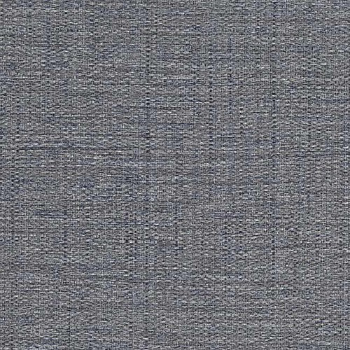 Phillip Jeffries Vinyl Wicker And Vinyl Wicker Checked Vinyl Wicker  Blue Slate Wallpaper - Wallpaper