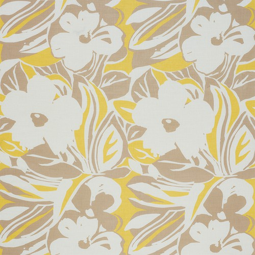 Schumacher Stevie Neutral Fabric - Fabric