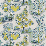 Schumacher Citrus Garden Pool Fabric