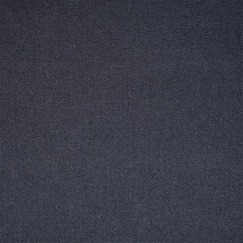Schumacher Albert Performance Cotton Charcoal Fabric - Fabric