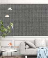 Winfield Thybony Abbeywood Graphite Wallpaper