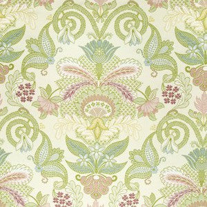 Robert Allen Floral Array Coral Reef Fabric - Fabric