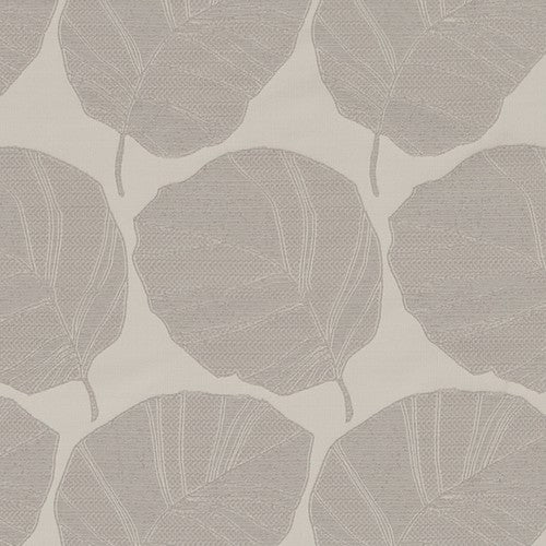 Duralee 32717 248-Silver Fabric - Fabric