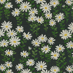 Novogratz Endless Daisies Midsummer Night Fabric