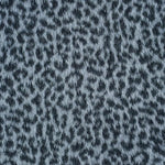 Schumacher Lilya Leopard Grey Fabric