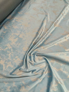 Pattern Textured Velvet Upholstery Curtain Fabric - 4 Colours - Proud Fabrics
