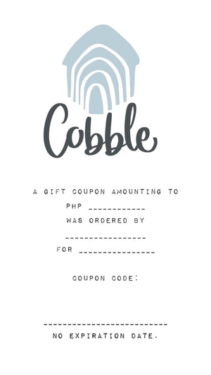 Cobble Gift Coupon