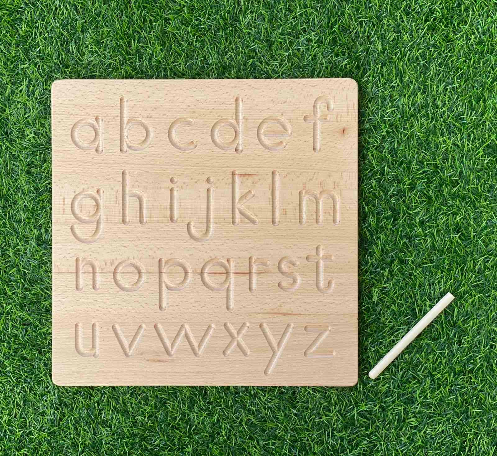 2-in-1 Tracing Board A-Z