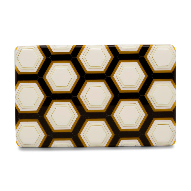 Federal Minaudiere Clutch