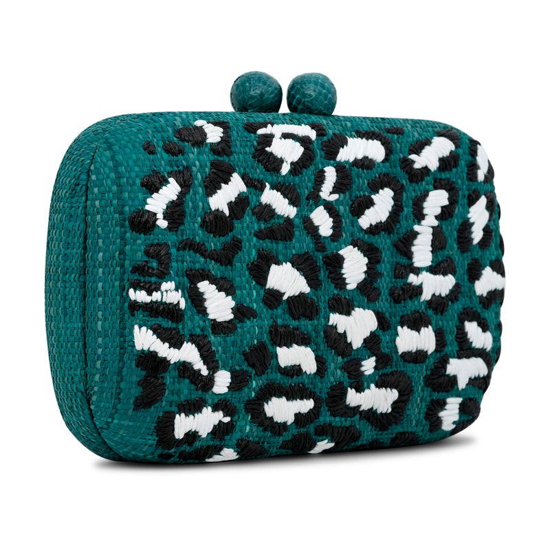 Animal Clutch - Green
