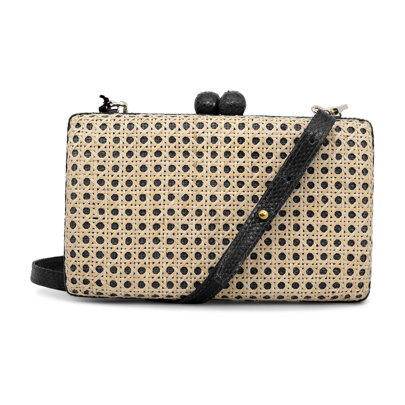 Alon Clutch - Black
