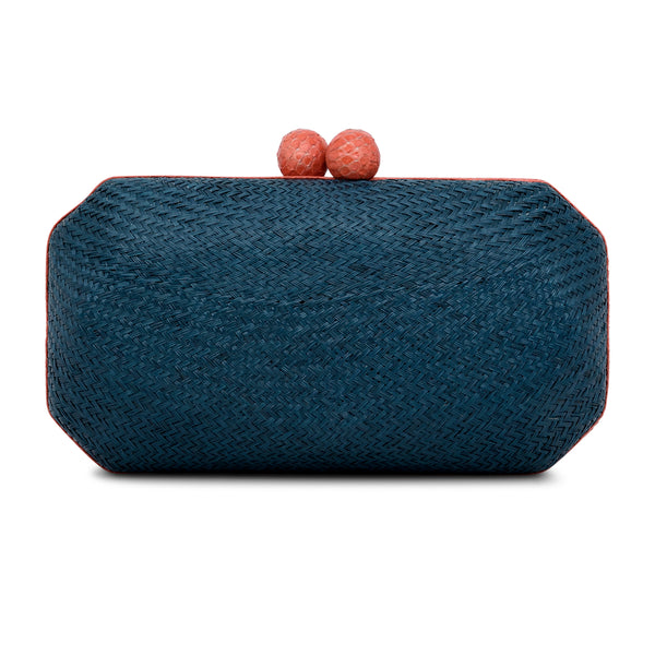 Dalisay Clutch - Blue