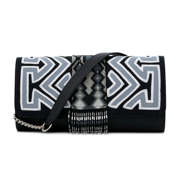 Pachanabba Clutch - Black