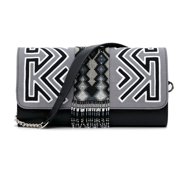 Pachanabba Clutch - Grey