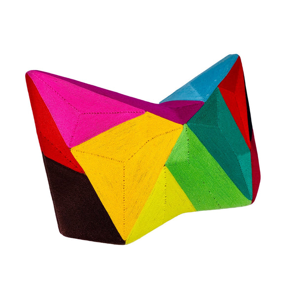 Rainbow Star Clutch
