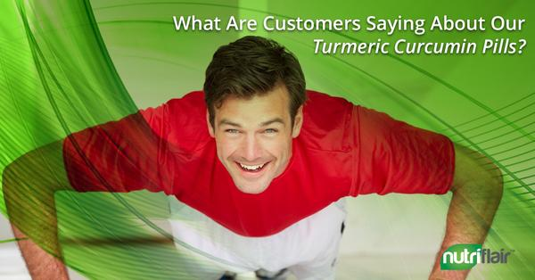 What Are Customers Saying About Our Turmeric Curcumin Pills?
