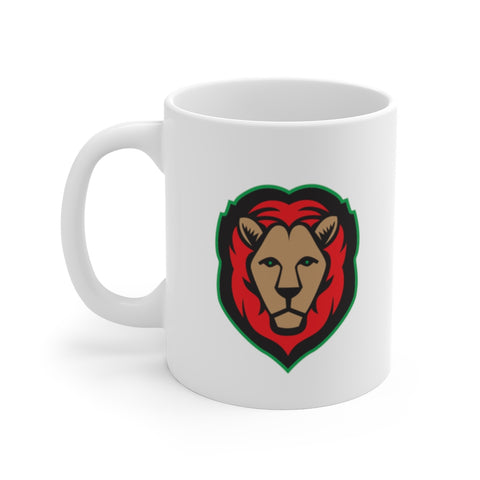 Lion RBG - Ceramic Mug