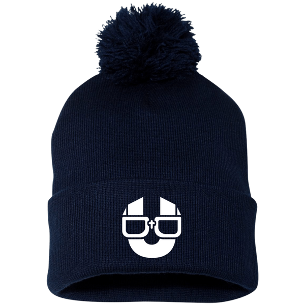 EOU Pom Pom Knit Cap (5 colors)