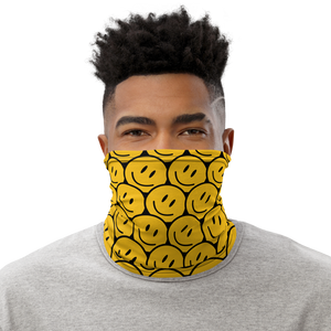 Smiley Face Neck Gaiter